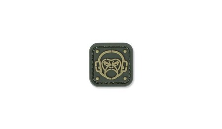 MIL-SPEC MONKEY - Morale Patch - Monkey Stencil - PVC - Multicam