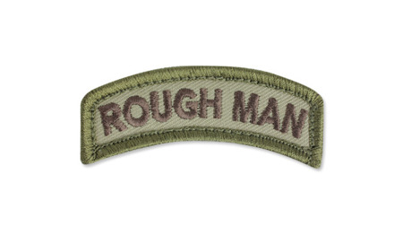 MIL-SPEC MONKEY - Morale Patch - Rough Man - Multicam