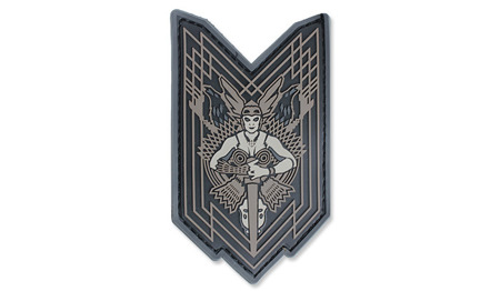 MIL-SPEC MONKEY - Morale Patch - Walkure - PVC - Urban