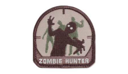 MIL-SPEC MONKEY - Morale Patch - Zombie Hunter - Arid