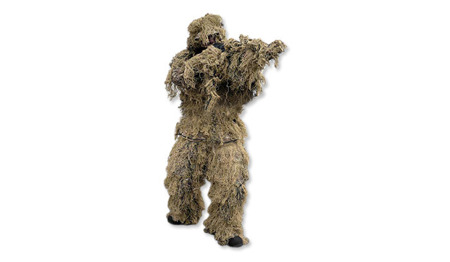 Mil-Tec - Ghillie Suit ''Anti Fire'' - Pustynny - 11962060