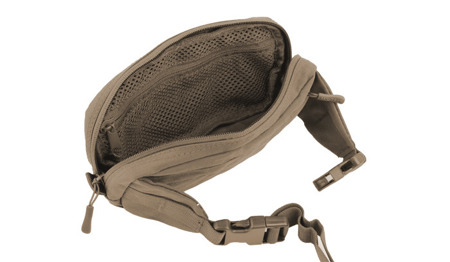 Mil-Tec - Nerka Fanny Pack MOLLE - Coyote Brown - 13512519
