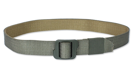 Mil-Tec - Pas Double Duty Belt - Zielony OD / Coyote - 13120201-110