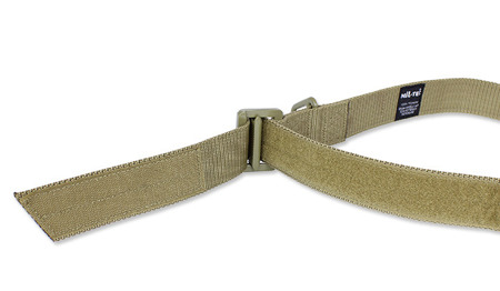 Mil-Tec - Pas taktyczny Rigger Belt - Coyote Brown - 13315105