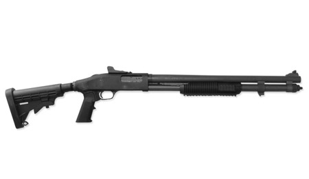 "Mossberg - Strzelba mod. 590A1™ Tactical - Tactical Tri-Rail Adjustable, Ghost Ring - 20"" - kal. 12/76 - 53693"