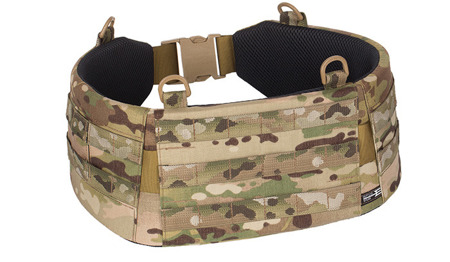 Neptune Spear - Pas taktyczny Molle High Back Belt - MultiCam - B-HBMB