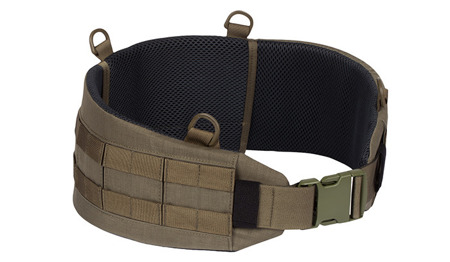 Neptune Spear - Pas taktyczny Molle High Back Belt - Ranger Green - B-HBMB