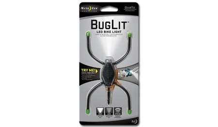 Nite Ize - BugLit LED Bike Light - Biały - BBGT02-07-1701