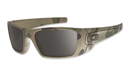 Oakley - Okulary SI Fuel Cell MultiCam - Warm Grey - OO9096-76