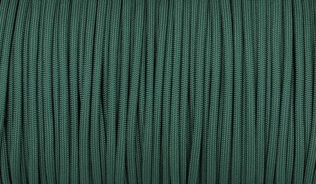 Paracord - MIL-SPEC 550-7 - 4 mm - Hunter Green - Szpula 304,8m