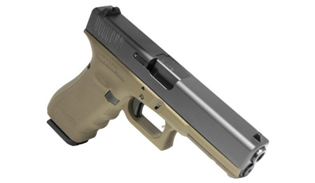 Pistolet Glock 17 Gen 4 Flat Dark Earth kal. 9x19 mm Para