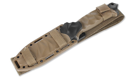 Schrade - Drop Point Fixed Blade - Desert - SCHF40D