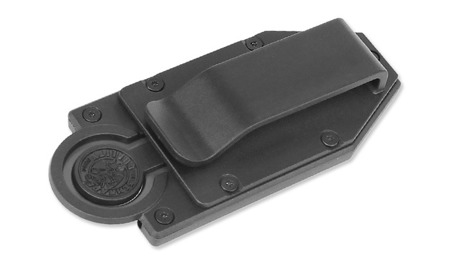 Schrade - Pocket Money/Card Clip Full Tang Fixed Blade - SCHCC1