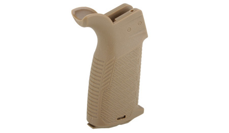Strike Industries - Chwyt pistoletowy AR Enhanced Pistol Grip - Flat Dark Earth - AR-EPG-FDE