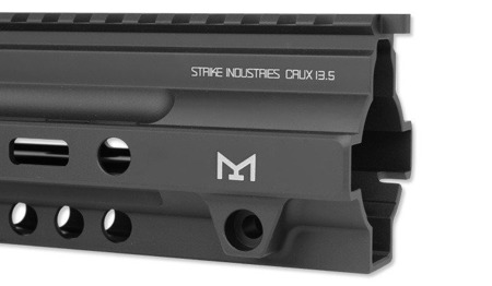 Strike Industries - Łoże CRUX M-Lok Handguard do HK416 / MR556 - 13,5'' - CRUX-MLOK-135