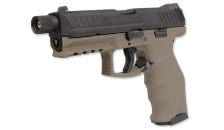 Umarex - Replika pistoletu Heckler & Koch VP9 Tactical - GBB - FDE - 2.6368