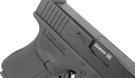 Umarex - Replika pistoletu Glock 19 - CO2 NB - 2.6418